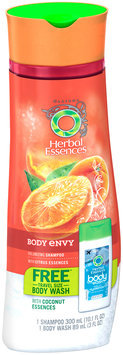 Herbal Essences Envy Volumizing Shampoo with Hello Hydration Body Wash Kit