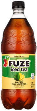 FUZE® Half Tea Half Lemonade 1L Plastic Bottle