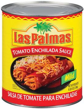 Las Palmas Tomato Mild Enchilada Sauce 102 Oz Can