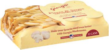 Giorgio Pieces & Stems Mushrooms 12-4 oz. Cans