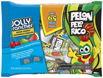 Jolly Rancher Hard Candy Assortment, 65 count, 13.8 oz