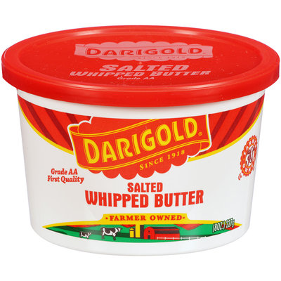 Darigol® Salted Whipped Butter 8 oz tub