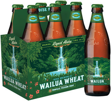 Kona Brewing Co.® Aloha Series® Seasonal Beer 6-12 fl oz. Bottles