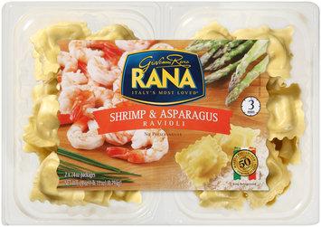 Rana Shrimp & Asparagus Ravioli 2-14 oz. Packages