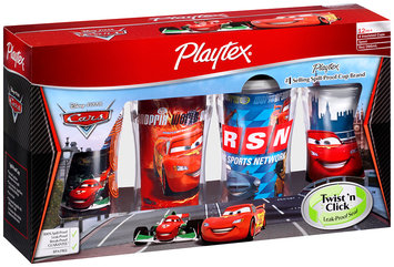Playtex® Disney Pixar Cars Insulated Cups with Spout 4 ct. Box