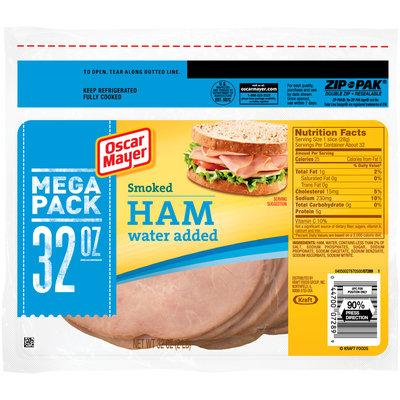 Oscar Mayer Smoked Ham Cold Cuts
