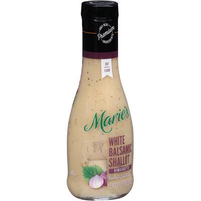Marie's® White Balsamic Shallot Vinaigrette 11.5 fl. oz. Bottle