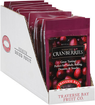 Traverse Bay Fruit Co.® Dried Cranberries