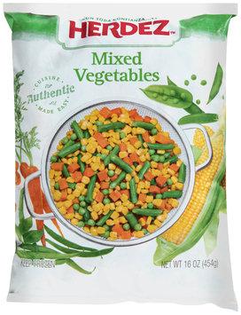 Herdez™ Mixed Vegetables 16 oz. Bag