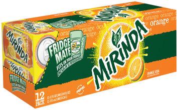 Mirinda® Orange Soda 12 Pack 12 fl. oz. Cans
