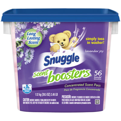 Snuggle Scent Boosters® Lavender Joy 56 Loads Concentrated Scent Pacs