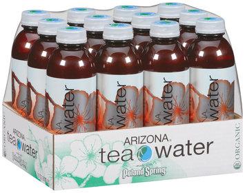 Poland Spring Mandarin Orange Organic Green Tea Arizona Tea Water 12-20 fl. oz. Plastic Bottles