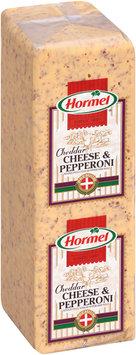 Hormel® Cheddar Cheese & Pepperoni 5 lb Loaf