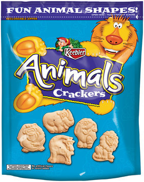 Keebler® Animals Crackers 13 oz. Pouch