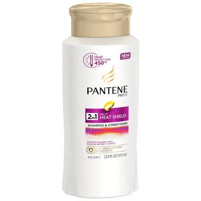 Pantene Pro-V® Heat Shield 2-in-1 Shampoo & Conditioner 22.8 fl. oz. Bottle