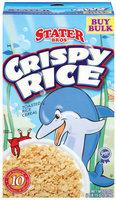 Stater Bros. Crispy Rice Bulk Package Cereal 31 Oz Box