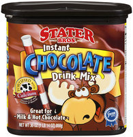 Stater Bros.® Instant Chocolate Drink Mix 30 oz Canister
