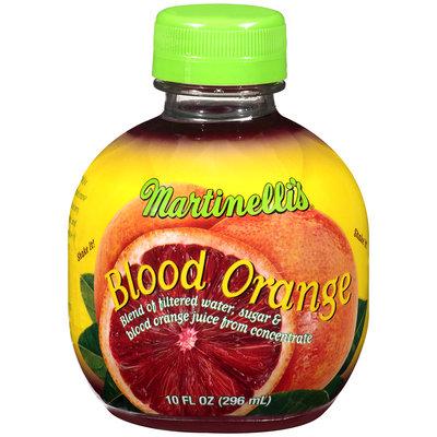 Martinelli's Blood Orange 10 fl oz Plastic Bottle