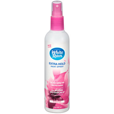 White Rain® Extra Hold Scented Hairspray 7 fl. oz. Bottle