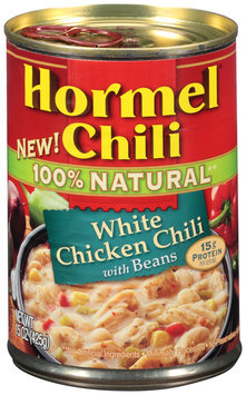 Hormel® Chili White Chicken Chili with Beans 15 oz. Can