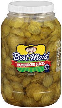 Best Maid® Hamburger Slices 1 gal. Plastic Jar