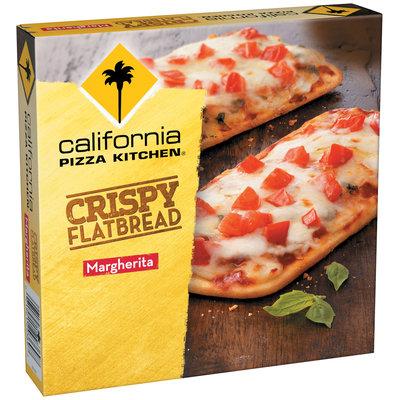 CALIFORNIA PIZZA KITCHEN Crispy Flatbread Margherita Pizza Box