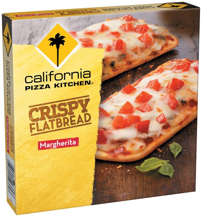 CALIFORNIA PIZZA KITCHEN Crispy Flatbread Margherita Pizza Box Reviews