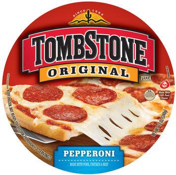 TOMBSTONE Original Pepperoni Pizza 12 oz.