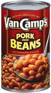Van Camp's  Pork & Beans  53 Oz Can