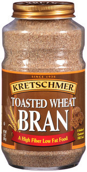 Kretschmer® Original Toasted Wheat Bran 12 oz. Jar