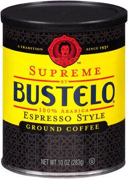 Cafe Bustelo Espresso Style Coffee
