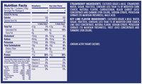 Dannon Oikos Greek Yogurt Strawberry/Key Lime 5.3 Oz 8 Pk