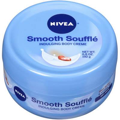 NIVEA Smooth Souffle Indulging Body Creme