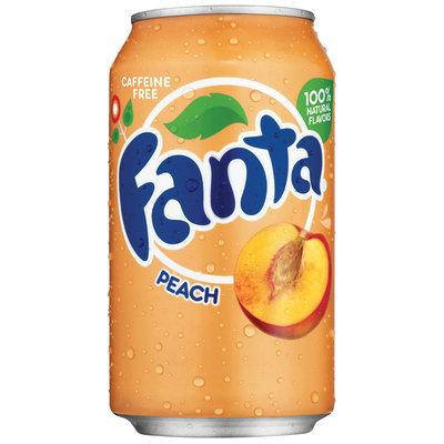 Fanta Peach Soda