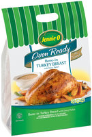 Jennie-O® Oven Ready™ Bone-In Turkey Breast with Gravy Packet 1 ct. Stand-Up Bag