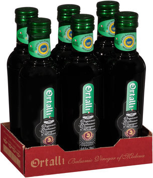 Ortalli Casa Maranello Organic Balsamic Vinegar of Modena 8.45 fl. oz. Bottle