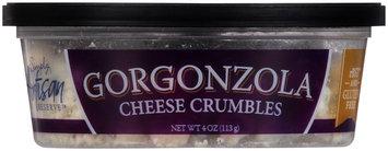Simply Artisan Reserve™ Gorgonzola Cheese Crumbles 4 oz. Tub