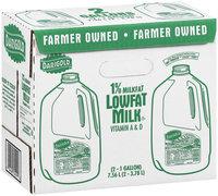 Darigold 1% Lowfat Milk/Vitamin A & D 1 Gal Milk 2 Ct Box
