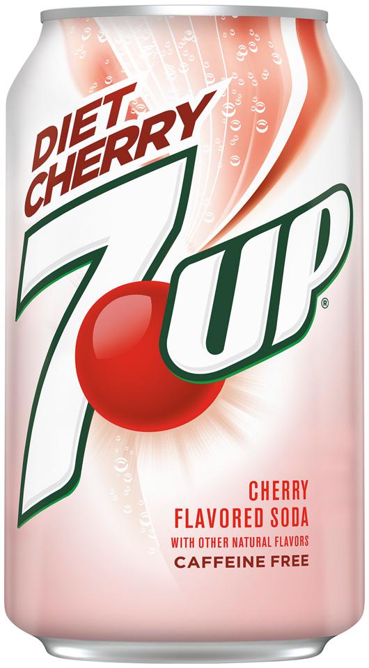 7UP® Diet Cherry Soda