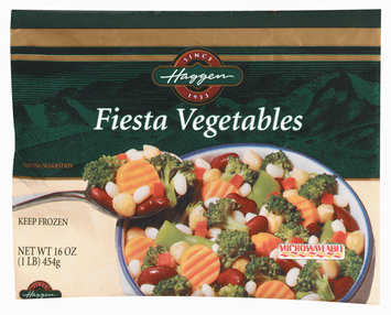 Haggen Fiesta Vegetables 16 Oz Bag