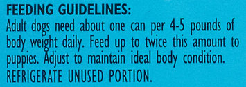 Purina Mighty Dog Thick-Sliced Beef Dinner in Gravy Dog Food 5.5 oz. Pull-Top Can