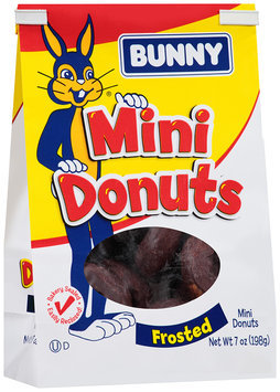 Bunny® Frosted Mini Donuts