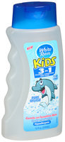 White Rain® Kids® 3 in 1 Shampoo, Conditioner & Body Wash 12 fl. oz. Bottle