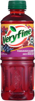 Veryfine® Pomegranate Blueberry Juice Drink Blend oz Bottle