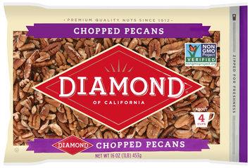 Diamond of California® Chopped Pecans 16 oz. Bag