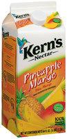 Kern's® Pineapple Mango Nectar 64 fl. oz. Carton