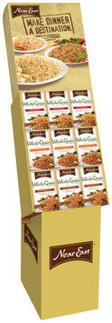 Near East® Whole Grain Blends Variety Rice Pilaf 6 Case Display Pallet