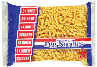 Skinner Medium  Egg Noodles 12 Oz Bag