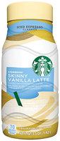 STARBUCKS® Iced Espresso Classics - Skinny Vanilla Latte