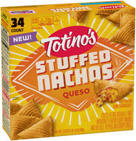 Totino's™ Queso Stuffed Nachos 34 ct Box